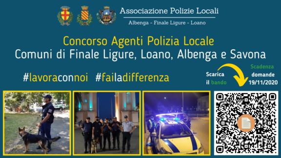 Concorso-Agenti-Polizia-Locale-per-i-Comuni-di-Finale-Ligure-Loano-Albenga-e-Savona-1